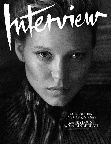 lea seydoux vogue cover smile l 233 a seydoux in interview magazine september 2014 by