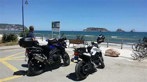 Motorrad Touren Bekleidung by Motorrad Kleidung Luftig Durch Den Sommer Motorradtouren