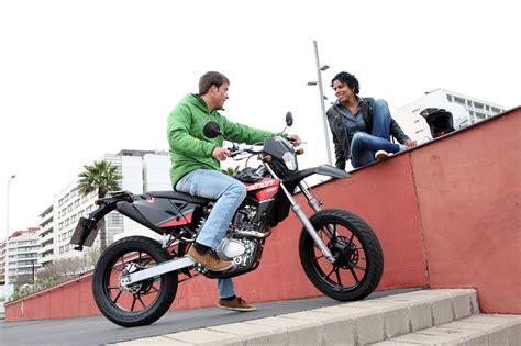 125ccm Motorrad Rieju by Gebrauchte Rieju Mrt Sm 125 Motorr 228 Der Kaufen