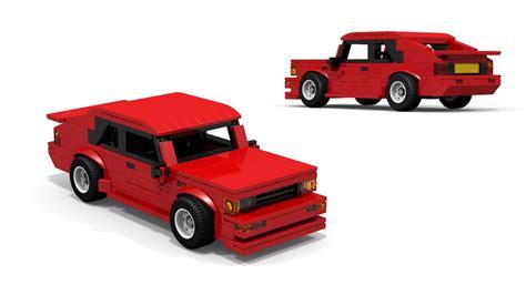 Lego Audi by Lego Audi Quattro