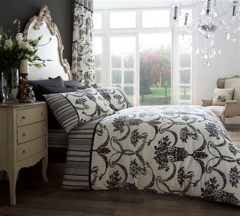 Richmond Bedding by Richmond Printed Duvet Cover Floral Bedding Set Ebay