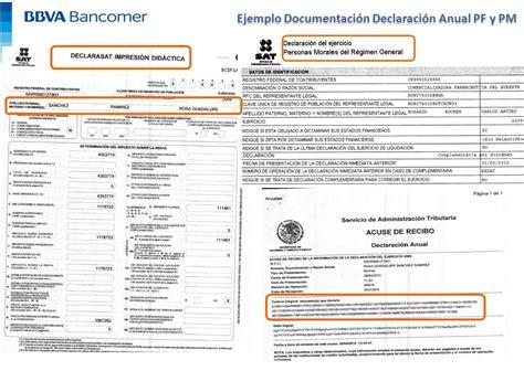 declaracion anual pf en excel pol 237 ticas procesos y herramientas cr 233 dito hipotecario