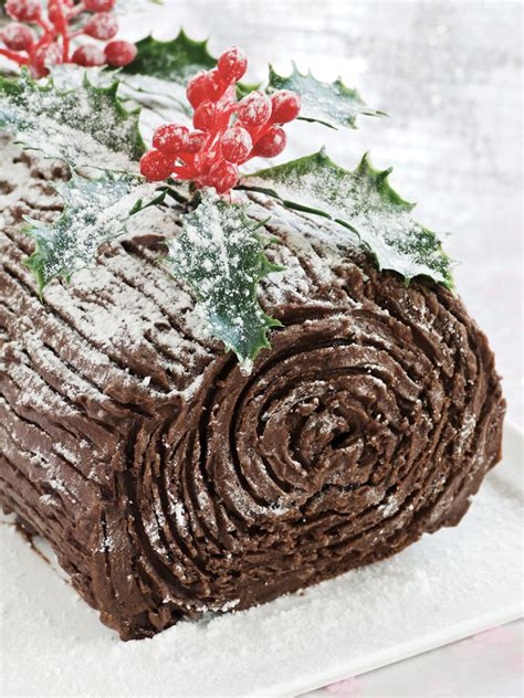 historical hussies the origin of the yule log