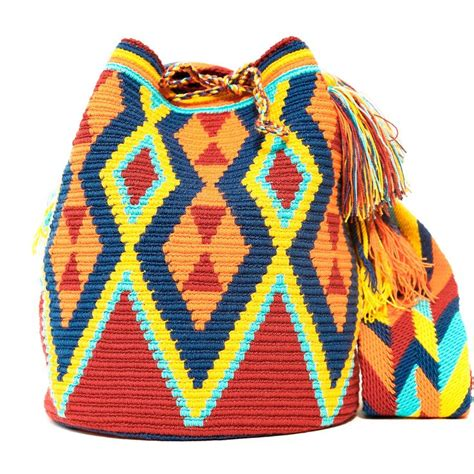 diseos mochilas wayu 17 best images about mochila wayuu on pinterest loom