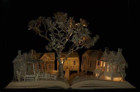 Cool Artist Su Blackwell by Portfolio Book Cut Sculpture To Kill A Mockingbird 2015