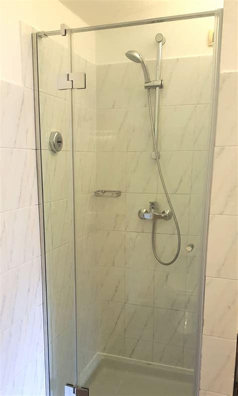 box doccia cristallo su misura box doccia su misura e pedane in legno su misura