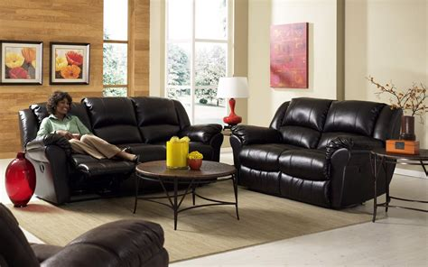 decorating with leather sofa decorating living room with black leather furniture best