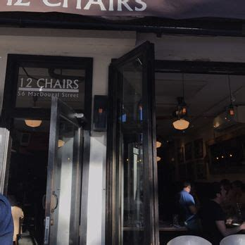 chairs    reviews middle eastern  macdougal st south village  york