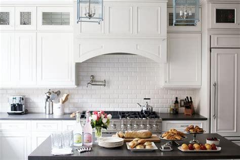 subway tile backsplash transitional kitchen taste beveled subway tile transitional kitchen deulonder