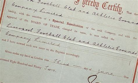 Liverpool Birth Records Free Happy Birthday Liverpool Football Club Liverpool Fc