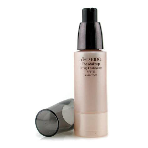 Makeup Shiseido shiseido the makeup lifting foundation spf 15 b60 beige fresh