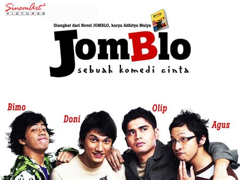film tayo bahasa indonesia full movie jomblo film wikipedia bahasa indonesia ensiklopedia bebas