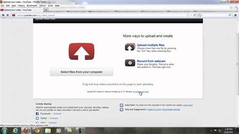 Cara Mengupload Video Di Youtube | bagaimana cara mengupload video lebih dari 15 menit di