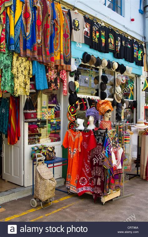 clothes shop in brixton selling traditional west