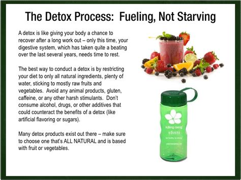 Why Detox Food by Why Detox