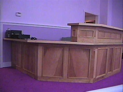 custom made reception desks custom made reception desk by bayne junction woodworks