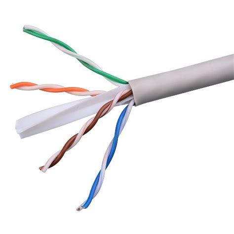 Jasa Crimping Kabel Lan Utp Rj45 Cat 6 Cat 5e Cat 5 price per meter cat6 unshielded twisted pair utp 23awg 1 gigabit s cable