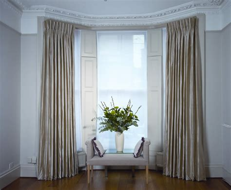 curtains on bay window curtains on lath fascias lath and fascia bay windows