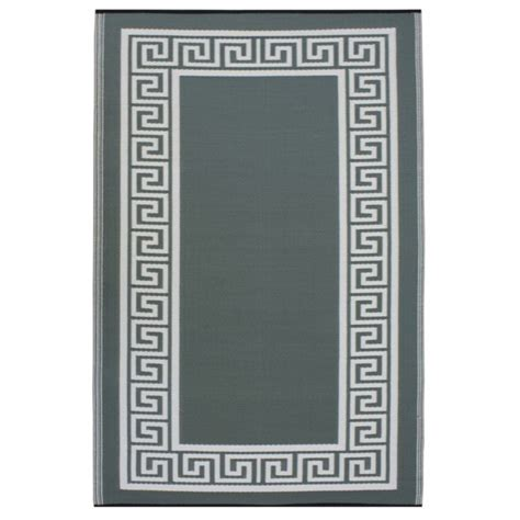 olympia indoor outdoor area rug olive ivory