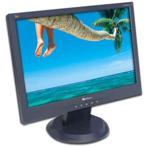 Monitor Viewsonic 16 viewsonic va1703wb 17 widescreen lcd monitor 8ms 500 1
