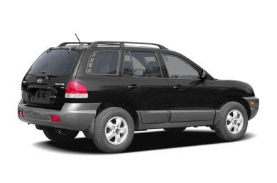 2006 Hyundai Santa Fe Specs by 2006 Hyundai Santa Fe Specs Safety Rating Mpg Carsdirect