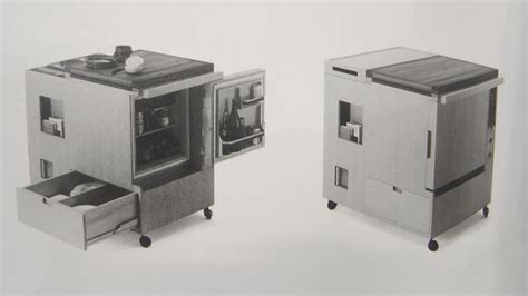 kitchen colombo vandasye 187 archive 187 joe colombo mini kitchen