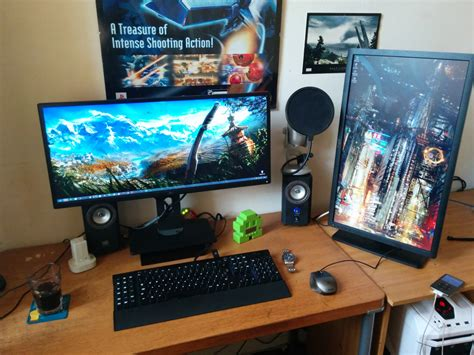 Pc Rakitan Komputer Gaming Setting Ultra Watchdog 2 Gta V Farcry grcade cribs gaming setups and collections page 39 grcade