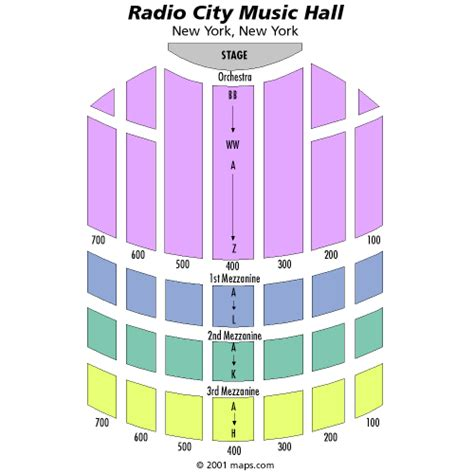 radio city seating plan radio city spectacular radio city