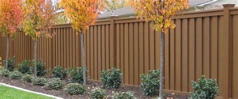 neighbor friendly fencing  seasons fence wood fence