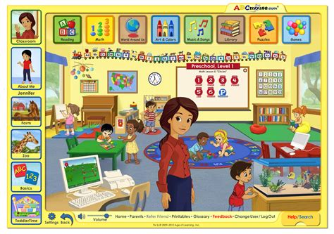 Abc Mouse Parents Section by American High School Early Learning Academy American
