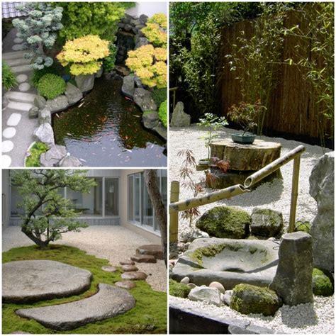 moderner steingarten holen sie die japanische kultur zu - Moderner Steingarten