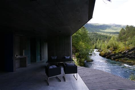 juvet landscape hotel juvet landscape hotel looking up gaia s skirt or it s