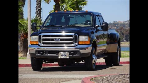 ford  lariat dually   miles black leather