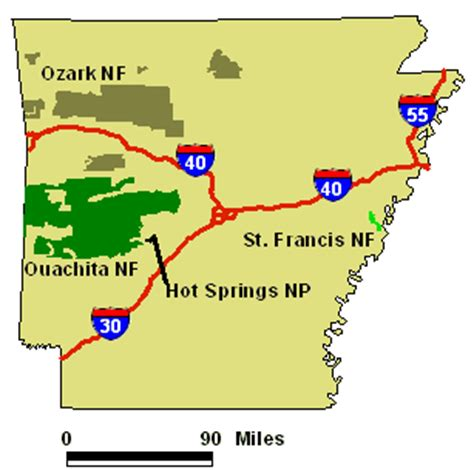 Search Arkansas Wildernet Arkansas