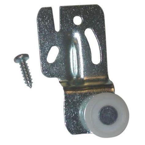 Closet Door Hanger by Barton Kramer 1 2 In Mill Steel Offset Closet Door Hanger