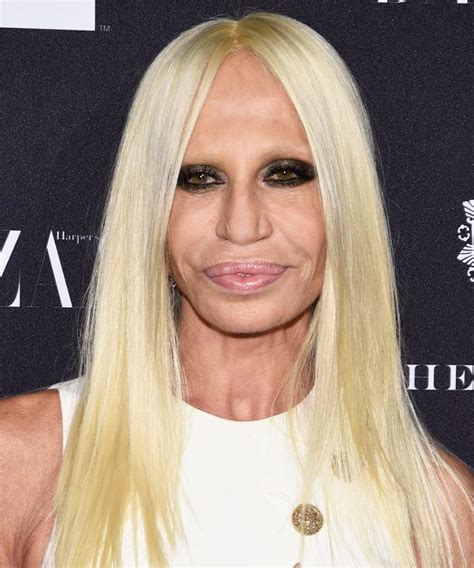 Donatella Versace by Donatella Versace Joins Instagram Instyle