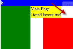 css layout exles liquid css3 css layout with both fixed and liquid columns