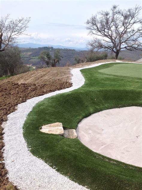progettare piccolo giardino fabulous giardino co da golf with progettare piccolo