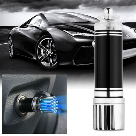 mini purifier oxygen bar ozone ionizer cleaner vehicle auto car fresh air ionic ebay