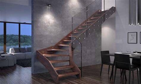 immagini di scale per interni immagini scale interne ringhiere vetro progettazione di