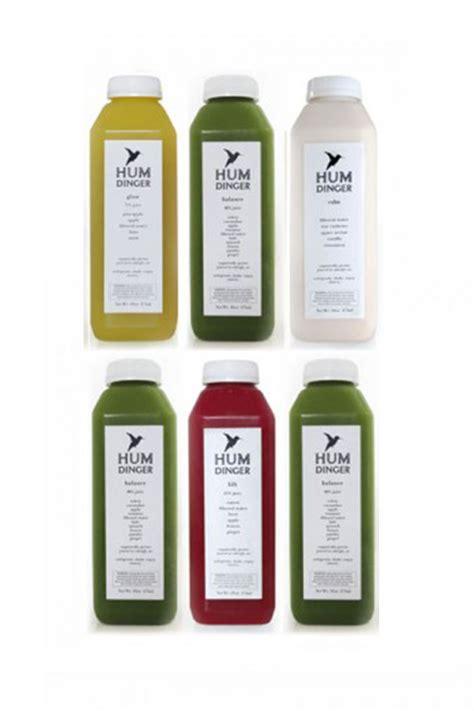 Delves 3 Day Detox by Level 2 Intermediate Cleanse Humdinger Juice