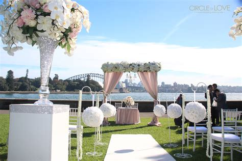 top wedding ceremony locations in sydney - Wedding Ceremony And Reception Venues Sydney