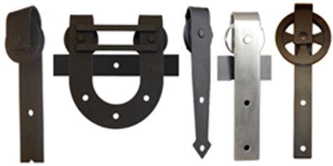 Barn Door Hardware Kits From Designer Finishes Custom Leatherneck Barn Door Hardware