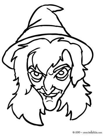 scary halloween witch coloring pages 1000 ideas about scary witch on pinterest holidays