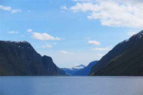 fjord water water a unifying element of travel