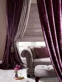 Plum Velvet Curtains 35 Ways To Add Texture To Your Home D 233 Cor Digsdigs