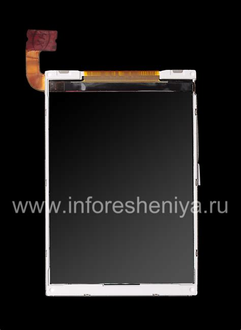 Lcd Blackberry Pearl 8220 external and lcd screens in the assembly for