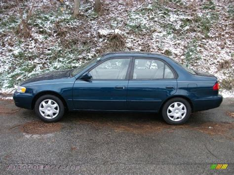 Tire Size 1999 Toyota Corolla 1999 Toyota Corolla Blue 200 Interior And Exterior Images