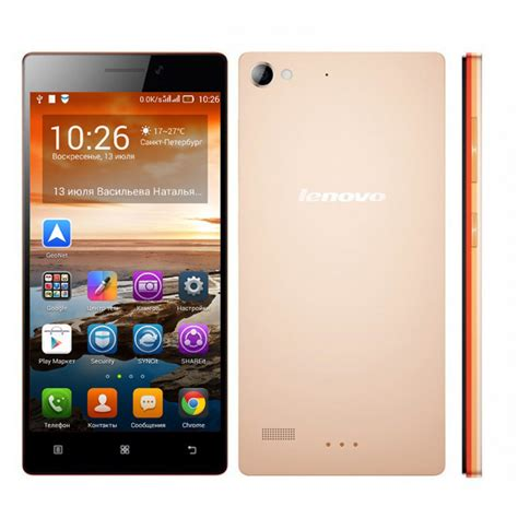 lenovo vibe x2 specs technopat database