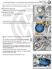 volkswagen tiguan 2008 2016 repair manual factory manual